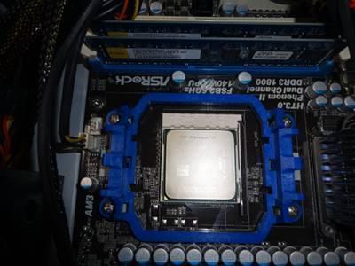 自作パソコンCPU