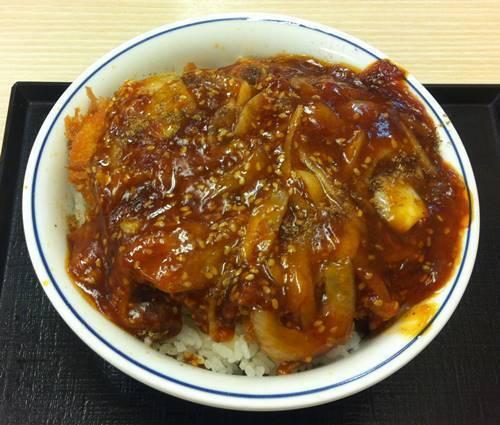 かつや 赤辛カツ丼.JPG