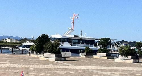 小名浜港 遊覧船「ふぇにっくす」.JPG