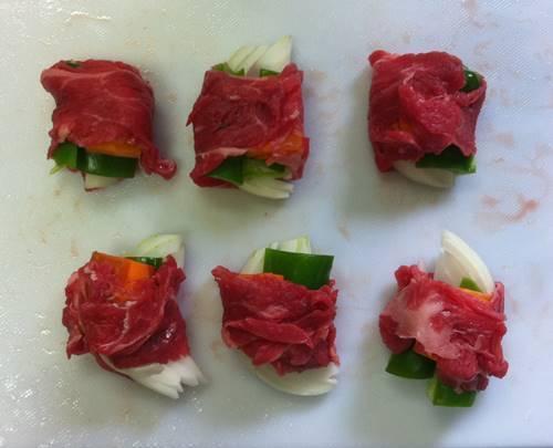 牛肉 野菜肉巻き.JPG