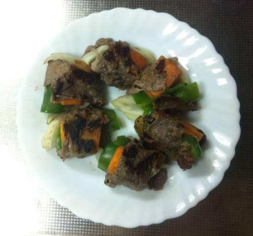 牛肉 野菜肉巻き1.JPG