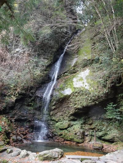 D琵琶の滝