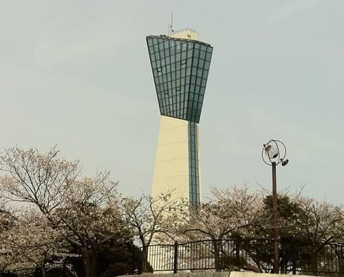 いわき市小名浜 三崎公園 マリンタワー.JPG