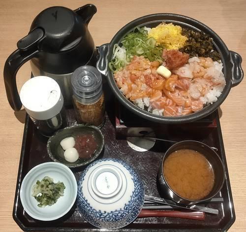 おひつごはん四六時中 サーモン炙り飯ランチ.jpg