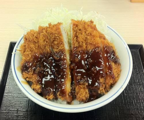かつや ソースカツ丼.JPG
