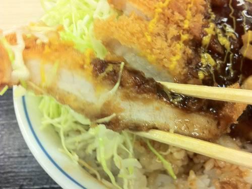 かつや ソースカツ丼(梅).JPG