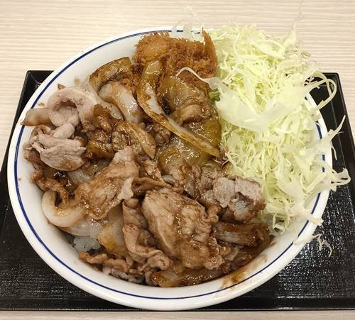 かつや 牛カツと牛焼肉の合い盛り丼.jpg
