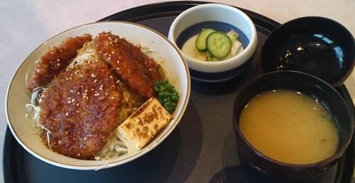 かつ丸 ソースカツ丼ランチ.JPG