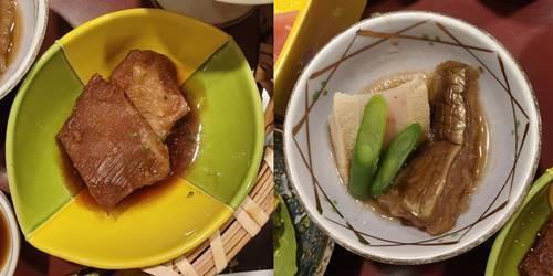 かつ丸 口福御膳 煮魚&煮物.jpg