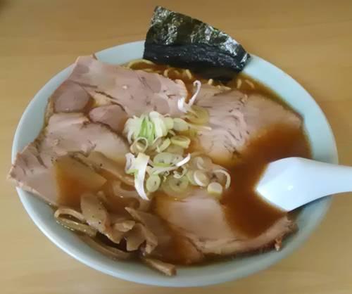 がんこラーメン チャーシューメン.JPG