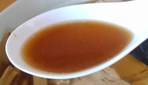 がんこラーメン ラーメン スープ.JPG