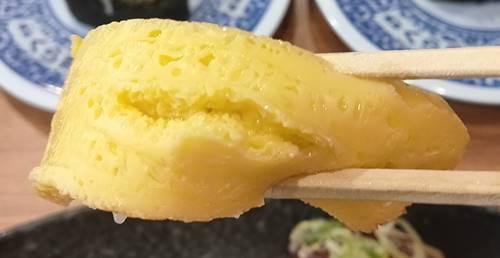 くら寿司 人気にぎりランチ たまご焼き.jpg