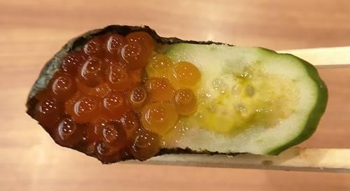 くら寿司 人気にぎりランチ 味付いくら.jpg