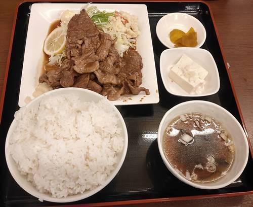 ご馳屋 恵伊登 焼肉定食.jpg