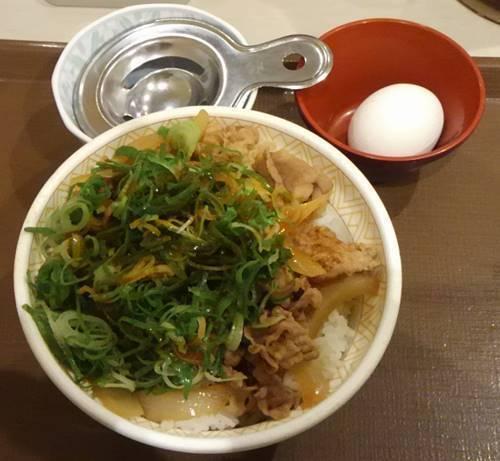 すき家 ねぎ玉牛丼.JPG