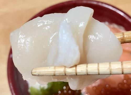 はま寿司 特上北海丼 ホタテ.jpg