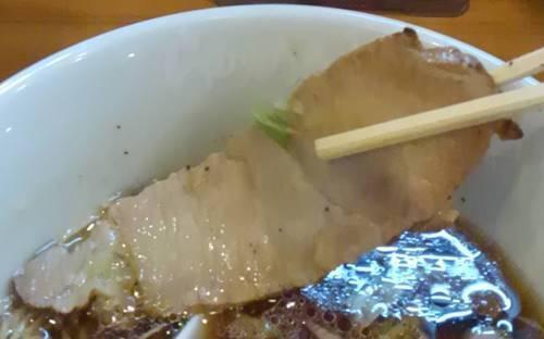 らあめん花月嵐 中華そば しば田 豚ロースチャーシュー.JPG