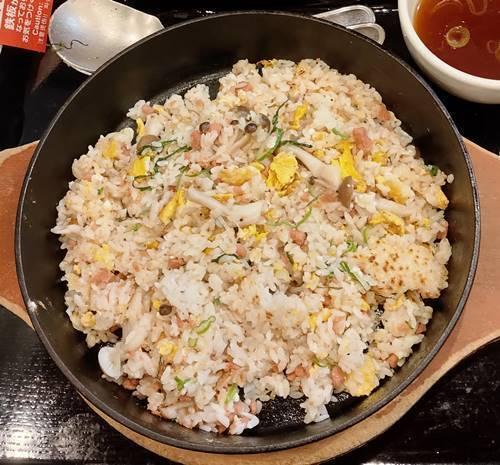 らあめん花月嵐 鉄板イタめし 鮭チャーハン味.jpg