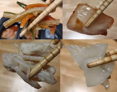 ガスト からあげおかず盛り弁当 副菜.jpg