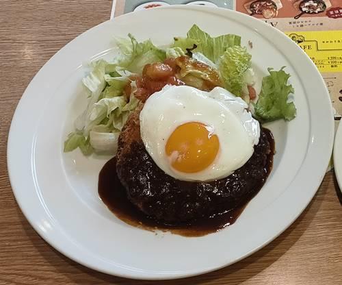 ココス デミ目玉メンチカツランチ.jpg