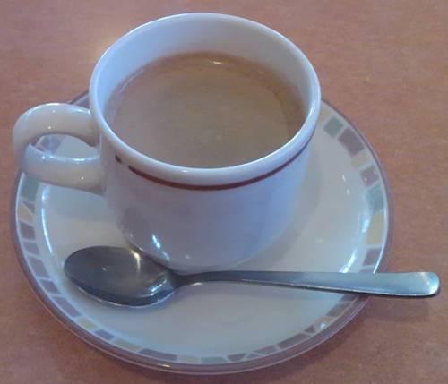 サイゼリヤ コーヒー.JPG