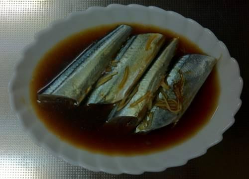 サンマ煮魚1 (2).JPG