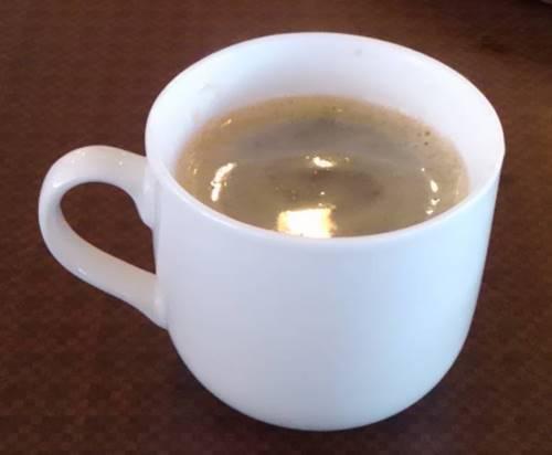 ステーキハウス けん ブレンドコーヒー.JPG