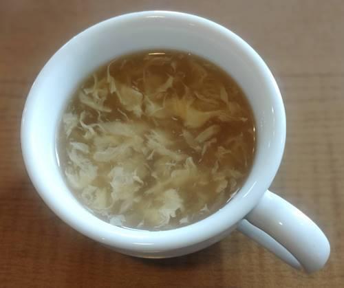 ステーキ宮 鶏としいたけのスープ.jpg