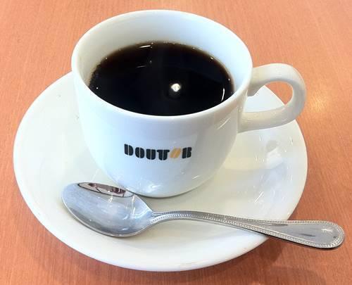 ドトールコーヒー ブレンドコーヒー.JPG