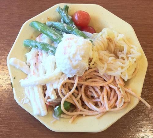 ビッグボーイ サラダ.JPG