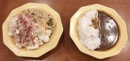 ビッグボーイ サラダ&カレーライス.jpg