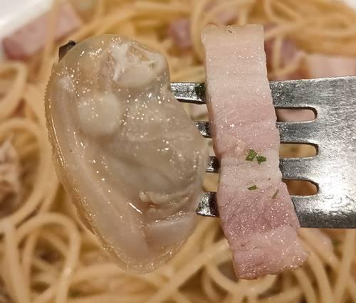 ビッグボーイ ベーコンとあさりのスパゲティ ベーコン&あさり.jpg