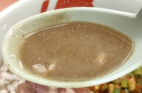 ラーメン山岡家 鬼煮干しラーメン スープ.jpg