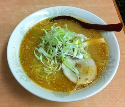 ラーメン輝 味噌ラーメン.JPG