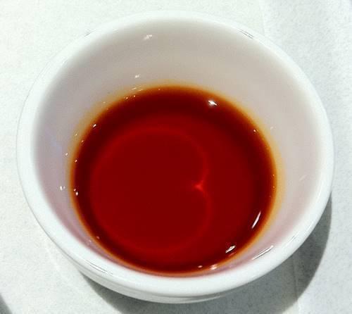 リンガーハッット 花椒油.JPG