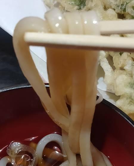 中華のんき 味噌バラ焼肉定食 うどん.jpg