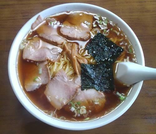 丸仙食堂 チャーシュー麺.JPG