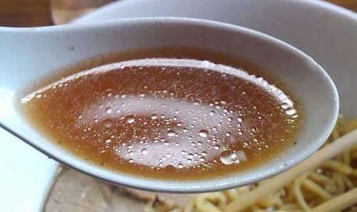 丸仙食堂 ラーメンスープ.JPG