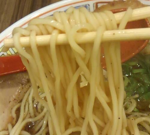 京屋台 中華そば 古都ら 麺.JPG