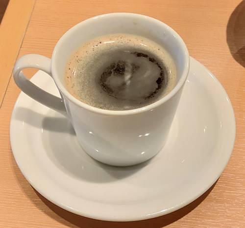 個室居酒屋 寧々家 コーヒー.jpg