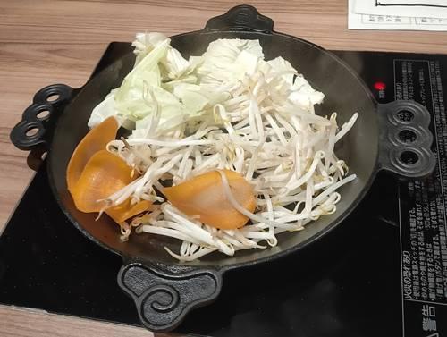 北海しゃぶしゃぶ ジンギスカンセット 野菜焼.jpg