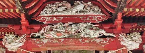 北茨城市 花園神社 拝殿 彫刻.jpg