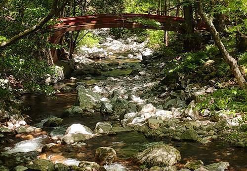 北茨城市 花園神社 橋.jpg