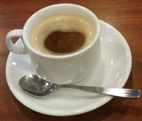 和風レストラン まるまつ コーヒー.JPG