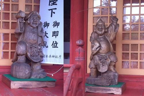 大前神社 大黒様とえびす様.jpg