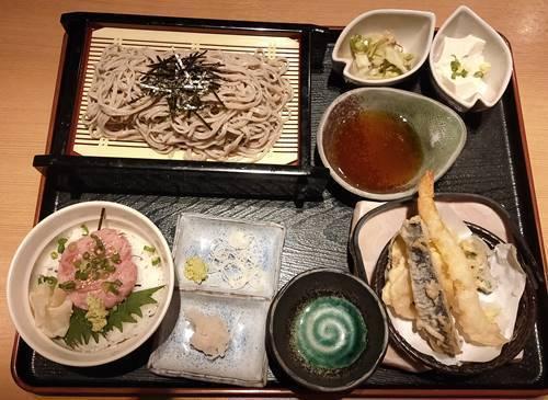 寧々家 石臼挽きそば+選べる小丼+天ぷら御膳.jpg