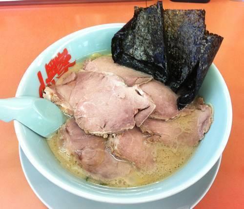 山岡家 醤油チャーシュー麺.JPG