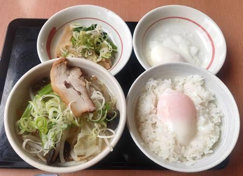 幸楽苑 朝定食B.jpg