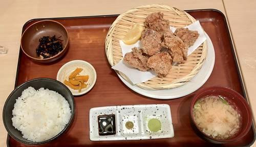 本場帯広 十勝豚丼専門店 㐂久好 釧路ザンギ定食.jpg