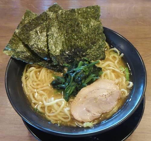 武骨家 醤油とんこつラーメン.JPG